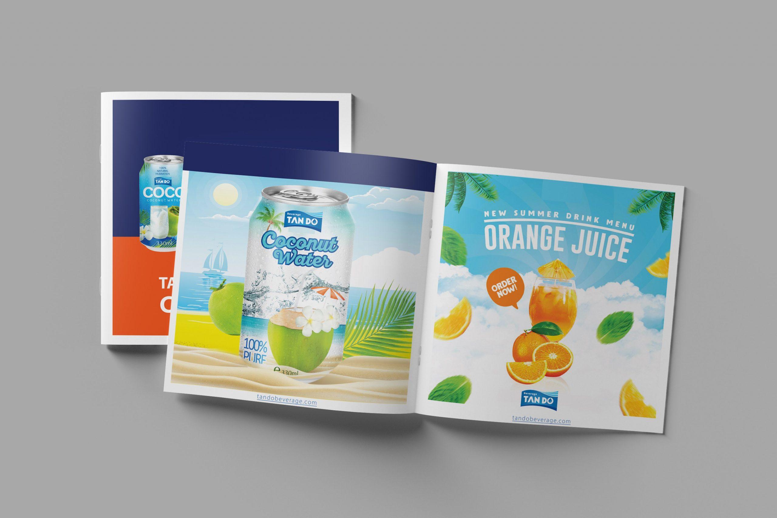 private label beverage catalog