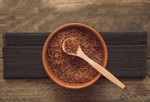 THE STORY OF BROWN RICE