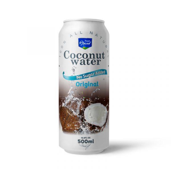 Coconut Water Original 500ml Can