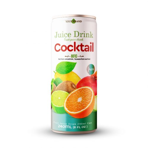 Cocktail Juice Drink 250ml Can
