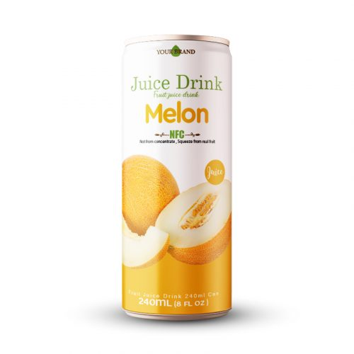 Melon Juice Drink 250ml Can