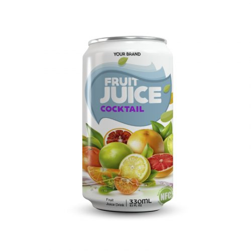 Cocktail Juice Drink 330ml Can
