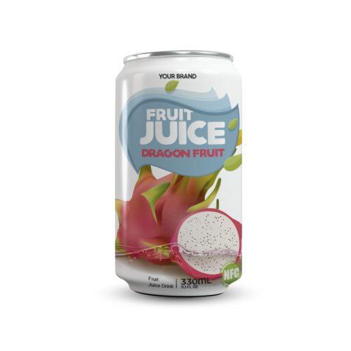 Dragon Fruit Juice Drink 330ml Can