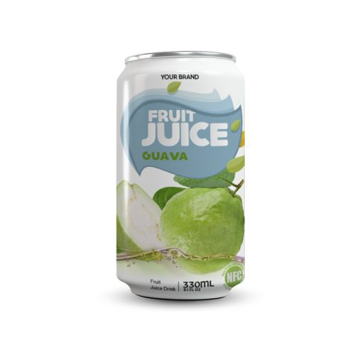 Guava Juice Drink 330ml Can