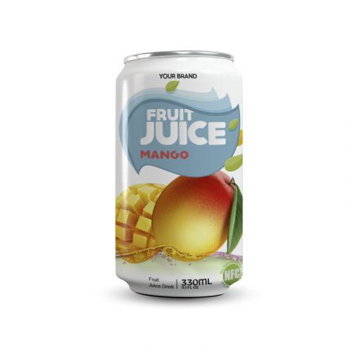 Mango Juice Drink 330ml Can