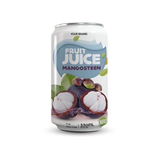 Mangosteen Juice Drink 330ml Can