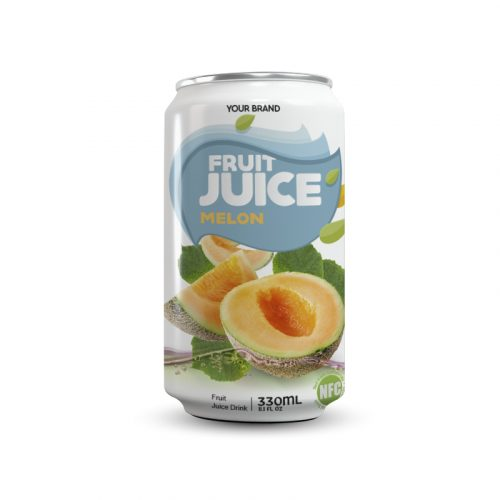 Melon Juice Drink 330ml Can
