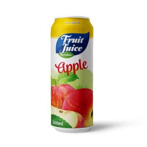 Apple Juice Drink 500ml Can