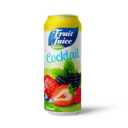 Cocktail Juice Drink 500ml Can