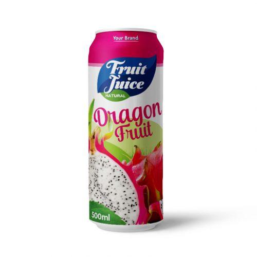 Dragon Fruit Juice Drink 500ml Can