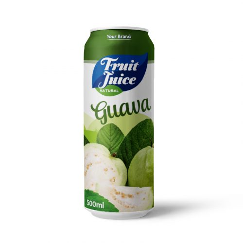 Guava Juice Drink 500ml Can