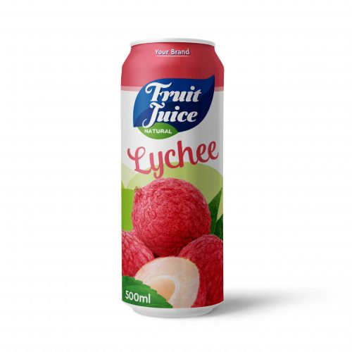Lychee Juice Drink 500ml Can