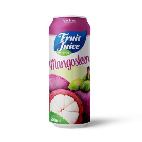 Mangosteen Juice Drink 500ml Can