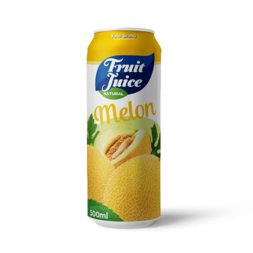 Melon Juice Drink 500ml Can