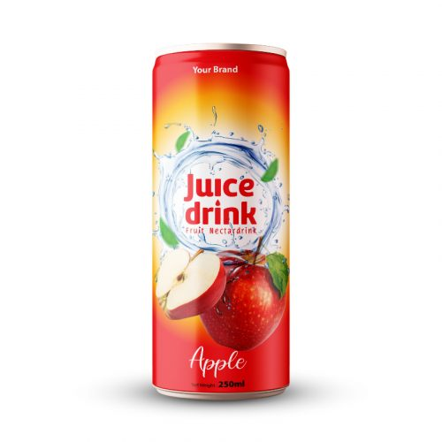 Apple Nectar 250ml Can