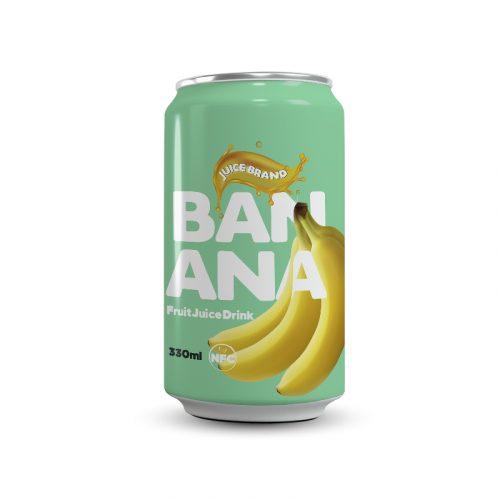 Banana Nectar 330ml Can