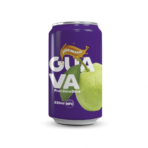 Guava Nectar 330ml Can