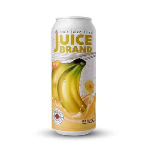 Banana Nectar 500ml Can
