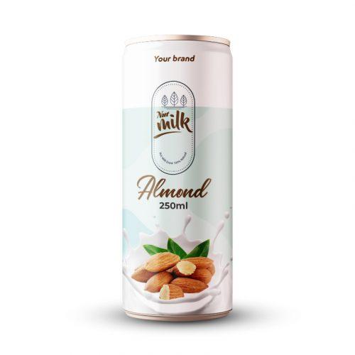 Almond Milk Drink 250ml Can