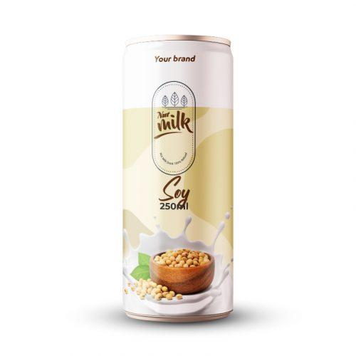 Soy Milk Drink 250ml Can