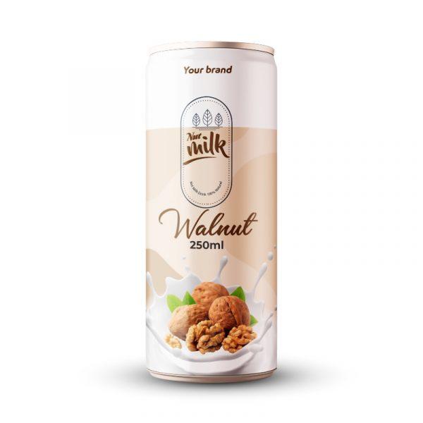 Walnut Milk Drink 250ml Can