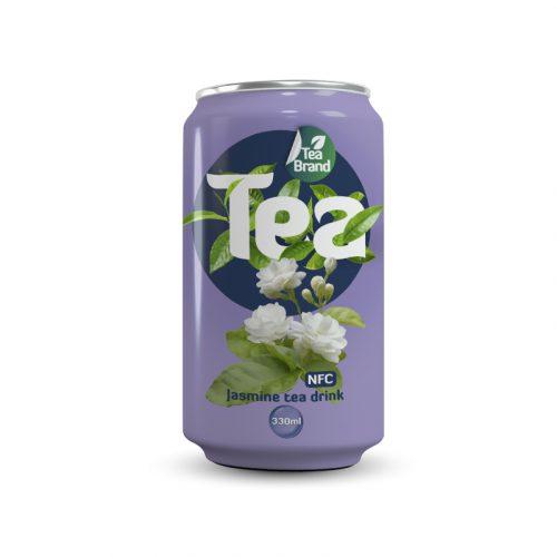 Jasmine Tea Drink 330ml Can