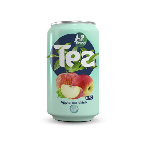 Apple Tea Drink 330ml Can