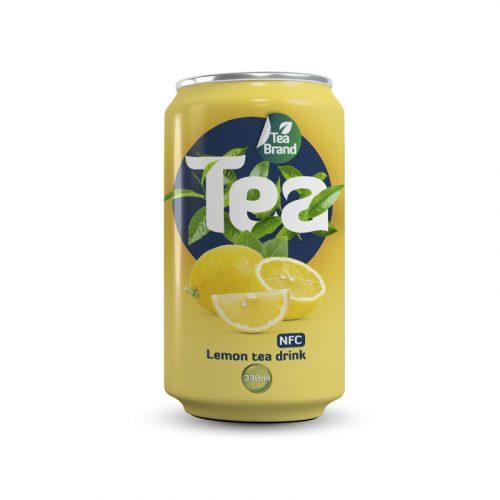 Lemon Tea Drink 330ml Can