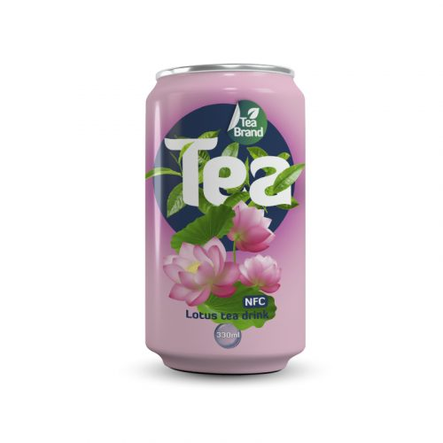 Lotus Tea Drink 330ml Can