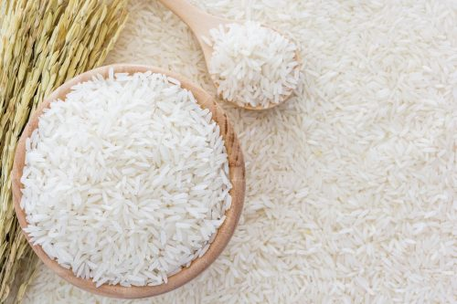THE STORY OF WHITE RICE