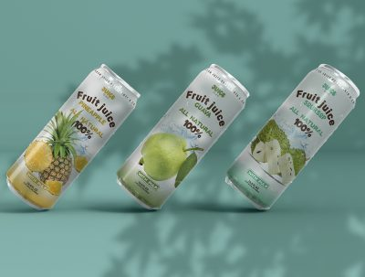 fruit juice with pulp