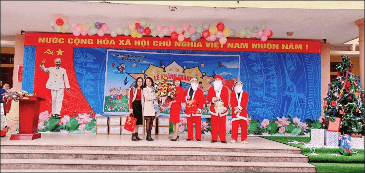 Library in Hai Duong