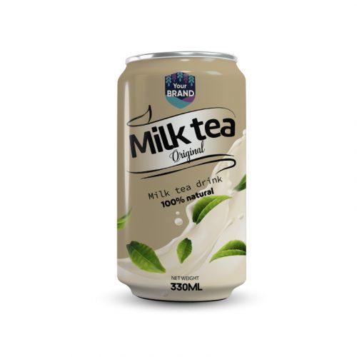 Milk Tea Drink Original 330ml Can