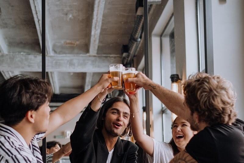 types of beverage - beer