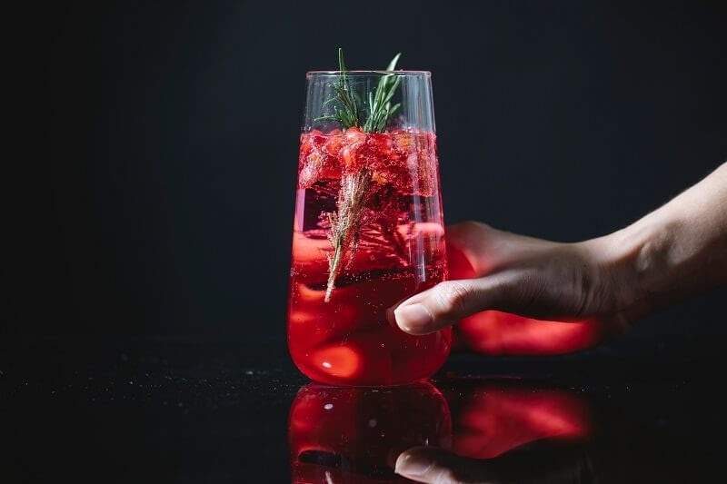 type of beverage - cocktail