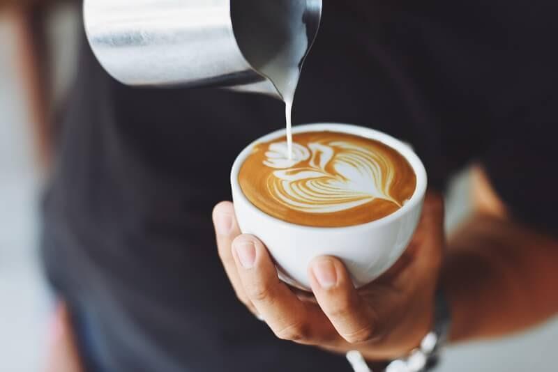 type of beverage - coffee