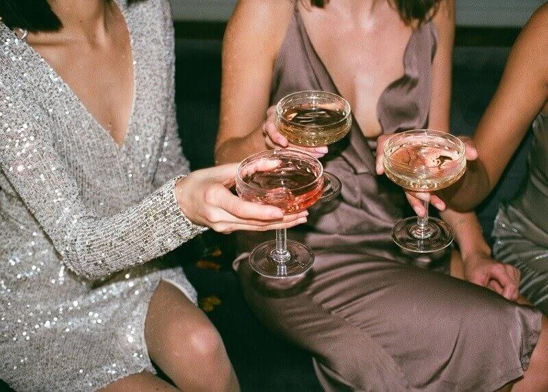 types of beverage - hard alcohol