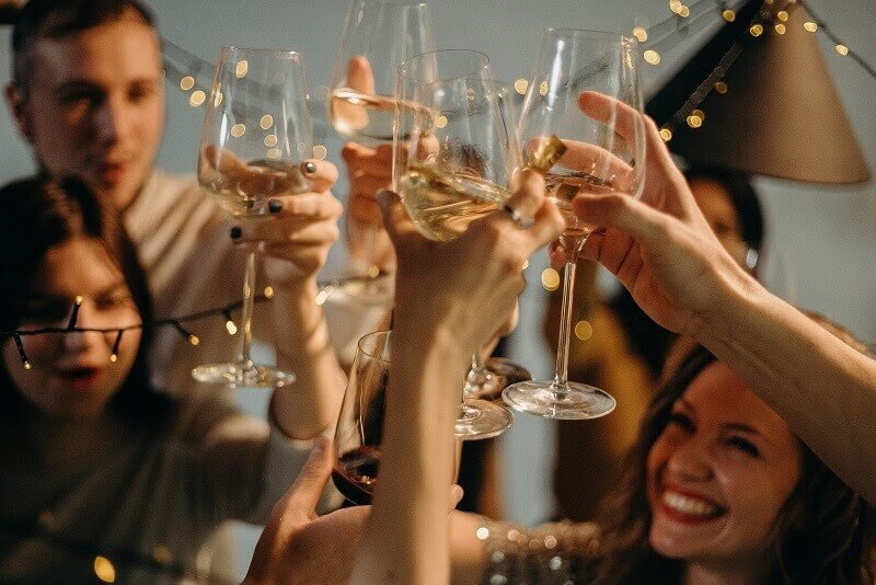 types of beverage - wine