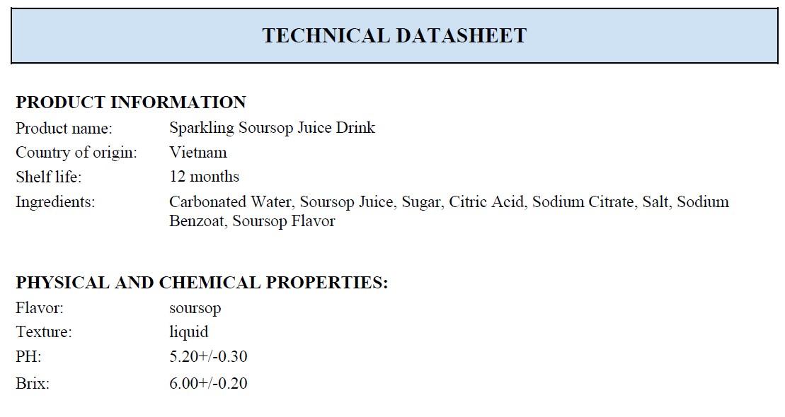 co-packer technical data