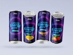 Energy drinks are regarded as a type of functional beverage
