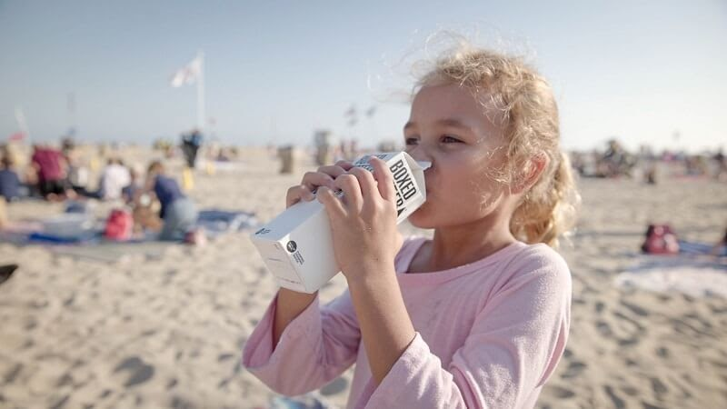 The nutritional beverage has a wide range of market segment regardless of ages, genders or health situations