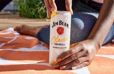 Classic Highball is made with Jim Beam bourbon, premium seltzer and a hint of citrus