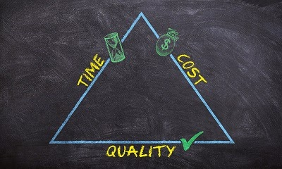 Balancing the bottling cost and quality to gain the best result