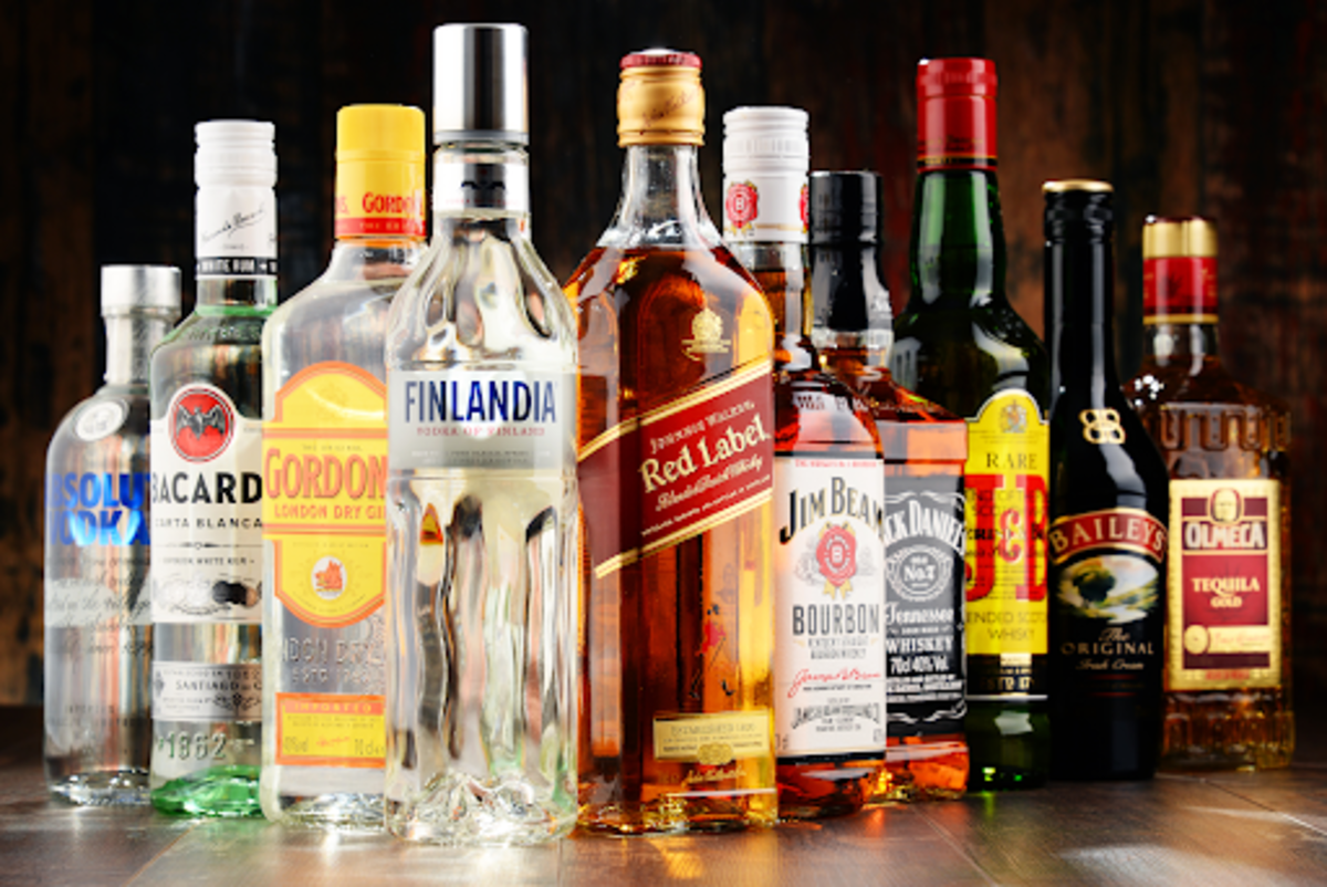 How to start an alcoholic beverage company